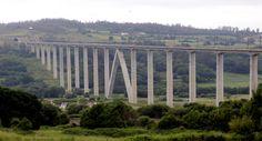 Viaducto de O Eixo (LAV Galicia)