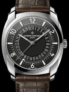 "Vacheron Constantin Quai De L'Ile 4500S Watch - on aBlogtoWatch.com ""This year will be a tough one for watch brands. Watch sales have been declining sharply in some key markets, and brands need to react swiftly if they are to succeed in such an environment. Is a $14,900, steel, time-and-date watch the right answer? With their new Vacheron Constantin Quai de l'Ile Reference 4500S – the first Quai de l'Ile watch to be offered in stainless steel – Vacheron Constantin appears to think it is..."""