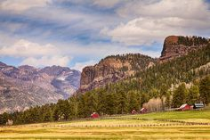 Colorado Western Landscape Photograph