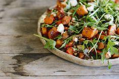 Moroccan Sweet Potato, Lentil & Feta Salad  | FOOD MATTERS®
