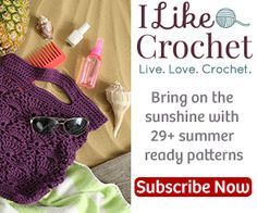 I Like Crochet June