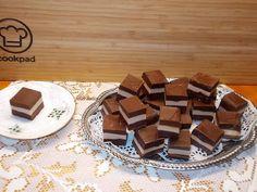 Cremino csokoládékocka Nutella, Chocolate, Food, Schokolade, Essen, Chocolates, Yemek, Meals