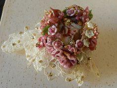 bracelet manchette Marie Antoinette l'incroyable insouciance : Bracelet par paolinabarocchina