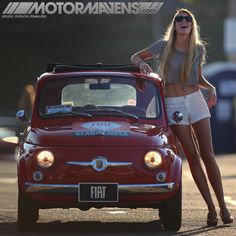 Lauren Gilbert Fiat 500 Kearny Mesa Socal Euro