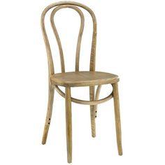 Elizabeth Dining Side Chair Natural