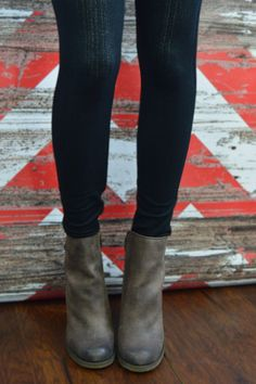 Taupe SBICCA Percussion Bootie – The ZigZag Stripe. Use coupon code ZZS72 to save 10%, and shipping is free! zigzagstripe.com