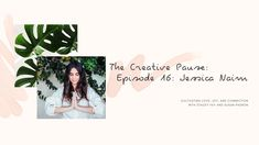 The Creative Pause is a video series hosted by Stacey Fay and Susan Padron. In a time of solitude and fear, we are cultivating joy, love and connection. Healing Meditation, Guided Meditation, Healer, You Can Do, Spirituality, Joy, Creative, Youtube, Spiritual