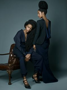 The Quann Sisters My Black Is Beautiful, Beautiful People, Black Girl Magic, Black Girls, Jasmin Rose, Quann Sisters, Cipriana Quann, Tk Wonder, Fashion Moda