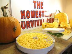 How To Make Pumpkin Flour DIY Recipe & Video » The Homestead Survival