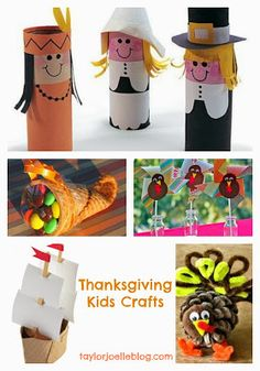 I love this toilet paper roll craft! I would love to make a nativity scene out of toilet paper rolls