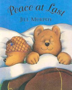 Peace at Last in French Enfin la Paix Jill Murphy 9782871423652 90s Childhood, My Childhood Memories, Jill Murphy, Peace At Last, Story Sack, Book People, This Is A Book, Book Themes, Children's Literature