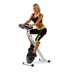Marcy Foldable Exercise Bike - Overstock™ Shopping - Great Deals on Marcy Exercise Bikes