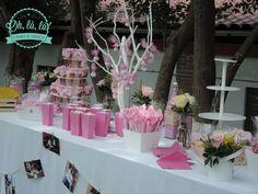 #sweet #wedding #pink #candynsnackbar #mesadedulces