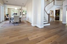 "DUVAL from the Artistique Collection Engineered, European Hardwood Floors 9.5"" Ultra Wide Hardwood Planks Samples & Pricing available at Creative Spark Distribution: sales@creativesparkdistribution.com"