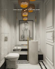 "1,317 Likes, 45 Comments - Aha Majewska (@homestory_ahamajewska) on Instagram: ""My project of bathroom in Warsaw apartament. Artwork by Polish artist @lukasz_bilinski_art…"""