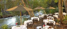 L'Auberge de Sedona ... Sedona's awesome creekside dining.  Sunday Morning Champagne Brunches are THE best! xxx