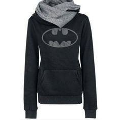 Batman - Batman Pullover Hoodies