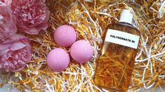 Polysorbate 80 in bath bombs - a complete guide - DIY Beauty Base Diy Body Scrub, Diy Scrub, Beauty Base, Diy Beauty, Bath Boms Diy, Diy Body Butter, Sugar Scrub Homemade, Homemade Soaps, Bath Bomb Molds