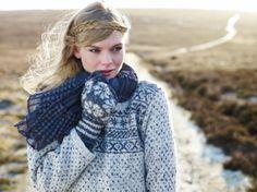 Nordic tweed
