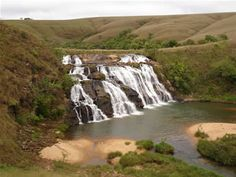 Cachoeira dos Bandeirantes/ Serra da Canastra, sentido São Roque de Minas.