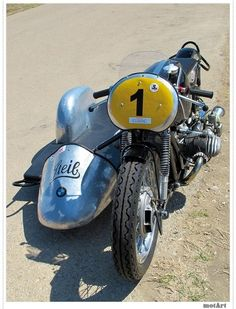 Where is the Cool. BMW so good for sidecars
