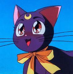 Sailor Moon Crystal, Sailor Moon Cat, Sailor Moom, Sailor Moon Aesthetic, Aesthetic Art, Aesthetic Anime, Animes Wallpapers, Cute Wallpapers, Yazawa Ai