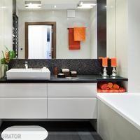 Komfortowe łazienki 2013. Efektowne pomysły. ZDJĘCIA