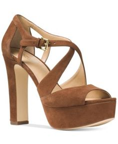 MICHAEL KORS Michael Michael Kors Harlen Strappy Sandals.  michaelkors   shoes   all women 5df9ad71e7
