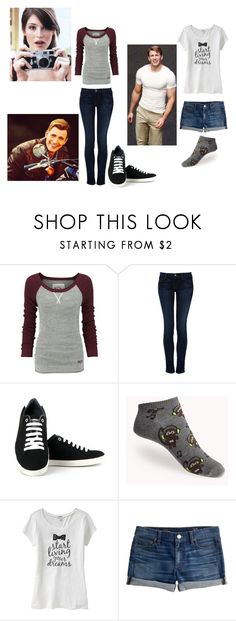 """A Second Chance- Chapter 5"" by crossxover ❤ liked on Polyvore featuring Superdry, Koral, Vegetarian Shoes, Forever 21, Old Navy, J.Crew, harrypotter, Avengers, fanfiction and theavengers"