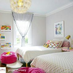 84 Best Big Girl\'s Room Inspiration images | Baby room girls, Child ...