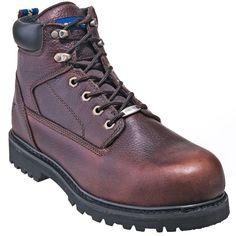 Goodyear Footwear Goodyear Boots Men's Brown Leather Steel Toe EH Boots GY6303C,    #GoodyearFootwear,    #GY6303C,    #Men'sBoots