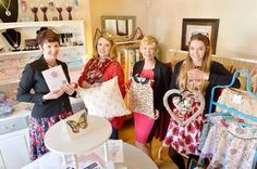 Taken on our Grand Opening. Grand Opening, Peaches, Studios, Retro, Business, Gifts, Photography, Vintage, Home Decor