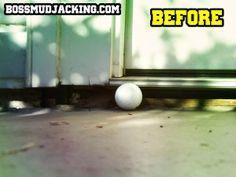 Boss MudJacking 1317 Union Ave. Kansas City, Mo 64101 (816) 301-6261  www.bossmudjacking.com