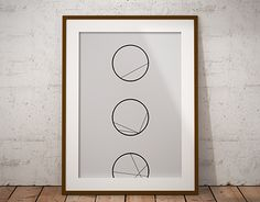 Something simple for a wall New Work, Behance, Shapes, Graphic Design, Mirror, Gallery, Simple, Check, Home Decor
