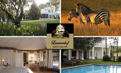 Daddy's Deals — Luxurious Leeuwenhof Country Lodge and Garden Spa Escape
