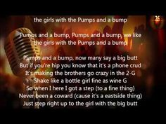 30d5ad6f365a7 MC Hammer - Pumps And A Bump Lyrics. Rap SongsOld ...