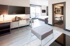 Tenemos una variedad de tipos de habitación para cada propósito de viaje en Novotel Madrid Center