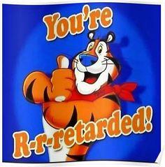 Good Tony The Tiger   Meme