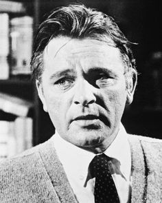 Richard Burton taken from the film,´´Who´s Afraid of Virginia Woolf´´. Great actor, great film.