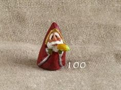 小さな小さなサンタクロース 100(セキセイインコ) - atsushi
