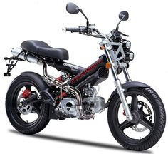 2010 Sachs MadAss 125 (just because its German designed and sooo inexpensive)
