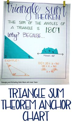 Exterior angle sum theorem examples color with a purpose - Exterior angle inequality theorem ...