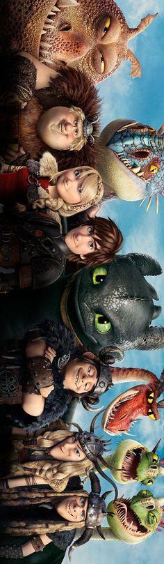 How To Train Your Dragon Dreamworks. Dragon 2, Toothless Dragon, Hiccup And Toothless, Hiccup And Astrid, Dragon Party, Dragon Rider, Httyd 2, Dreamworks Movies, Dreamworks Dragons