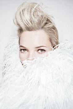 Rankin Portrait (Fall 2012) of Kate Moss.