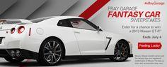 NissanGTR_Sweepstakes_SocialMedia_Blog_Initial_600x245