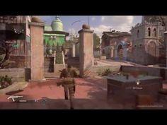 Primera partida multijugador - Uncharted 4 beta - YouTube