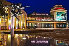 Circustheater in Scheveningen - The Hague - The Netherlands