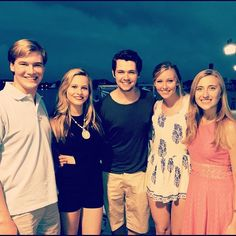 Damian McGinty (Official): Florida with the southern crew