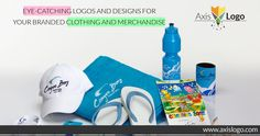 Eye-catching #logos and #designs for your #branded clothing and #merchandise