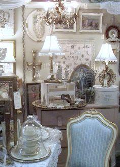 . . . Cabin & Cottage : More of the Vintage Shop